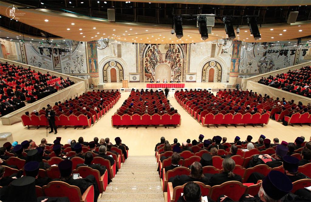 концертный зал храма христа спасителя пяти километрах