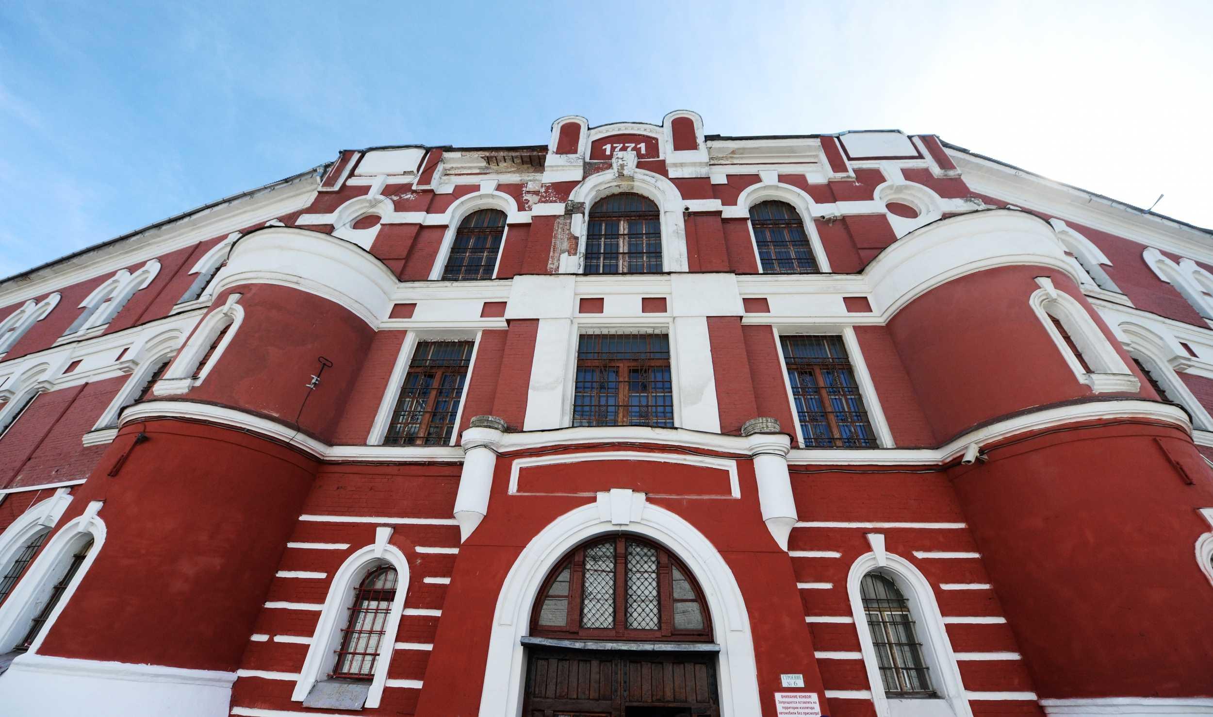 История Покровского храма и Бутырского тюремного замка