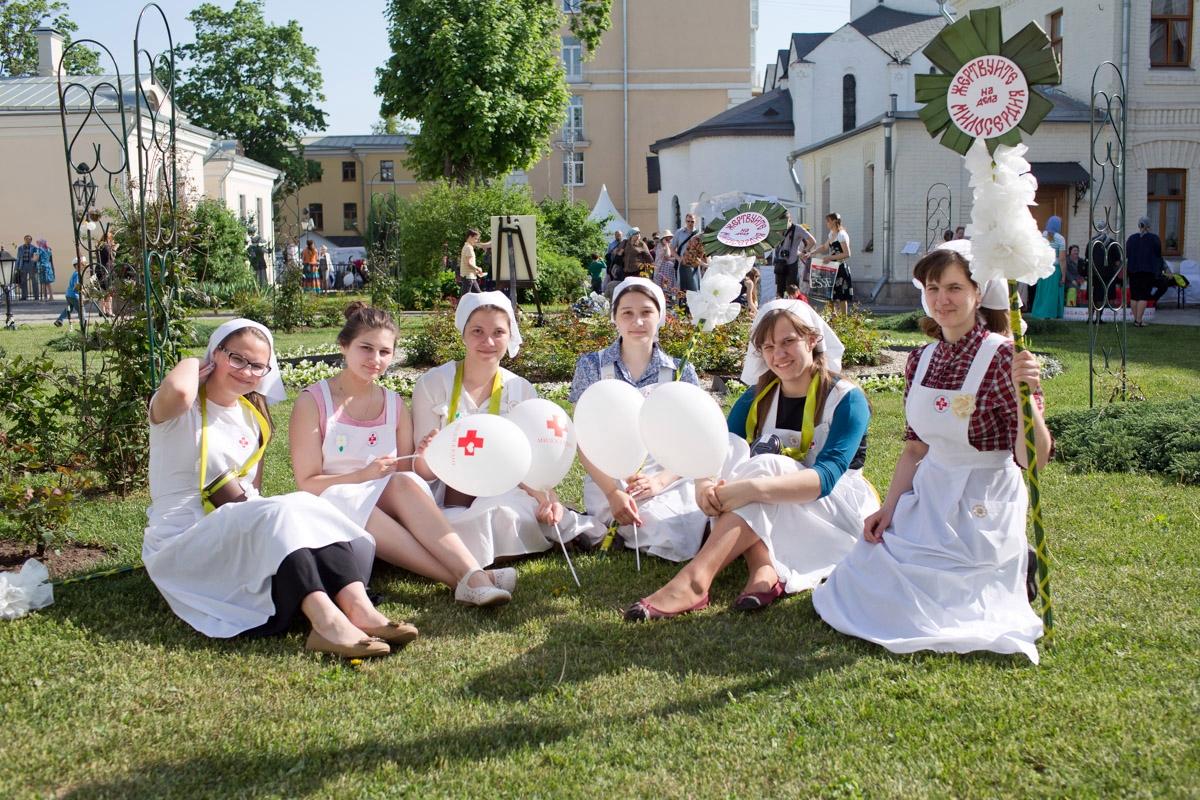 13 мая в Марфо-Мариинской обители пройдет благотворительный праздник «Белый цветок»