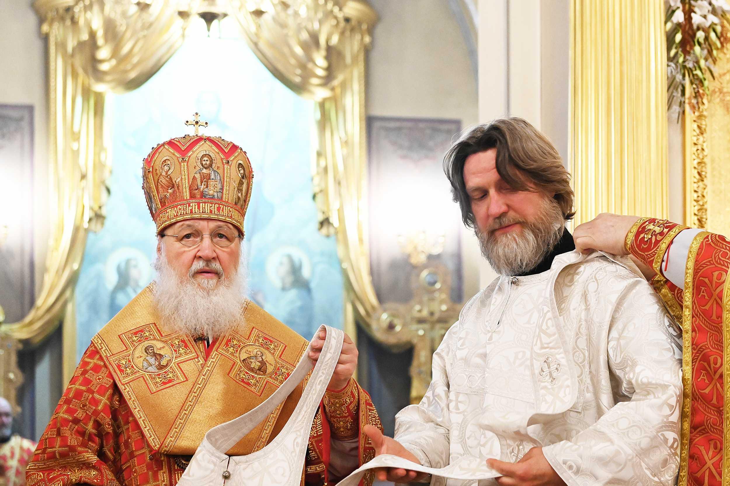 Иерей Константин Вячеславович Голов